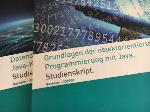 Grundlagen der objektorientierten Programmierung mit Java